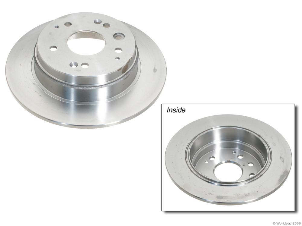BREMBO - Disc Brake Rotor - WDC W0133-1619068