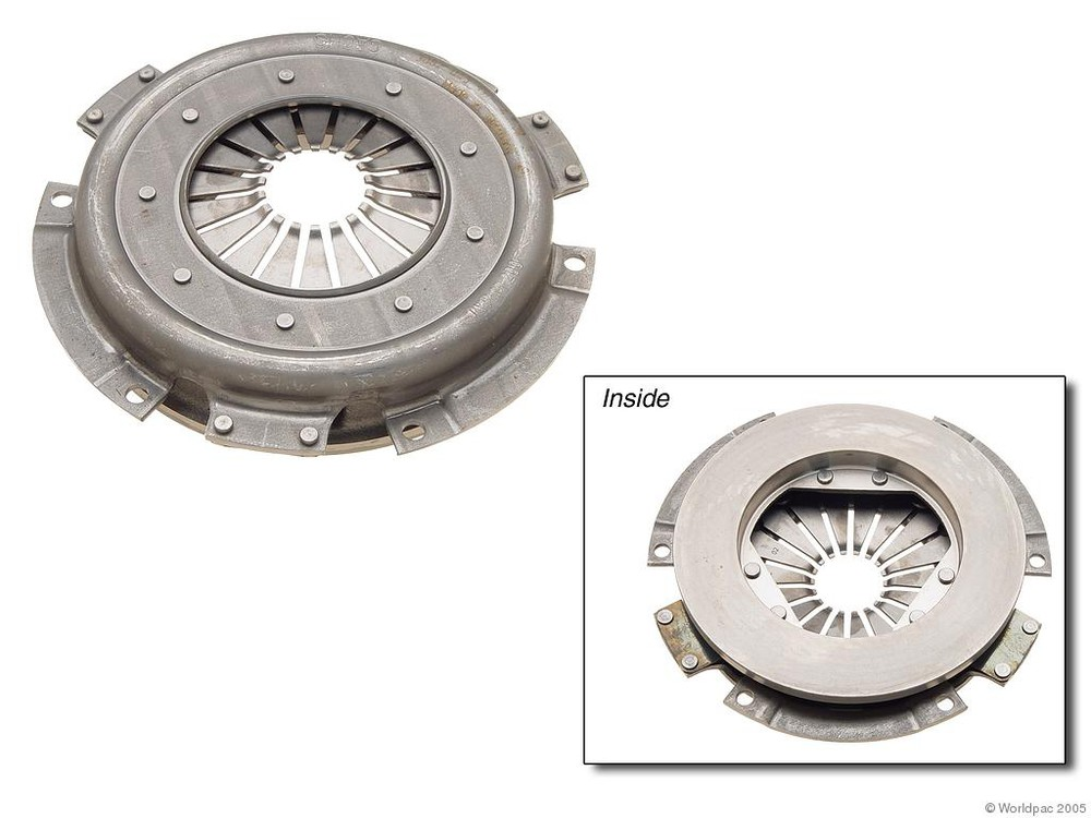 AMORTEX - Clutch Pressure Plate - WDC W0133-1619946
