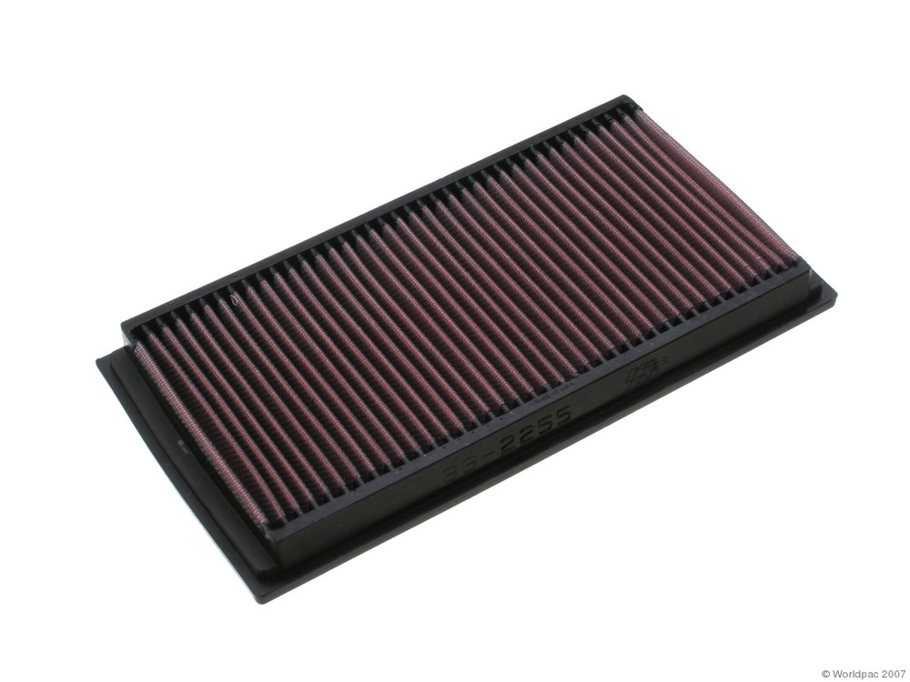 K&N - Air Filter - WDC W0133-1620589