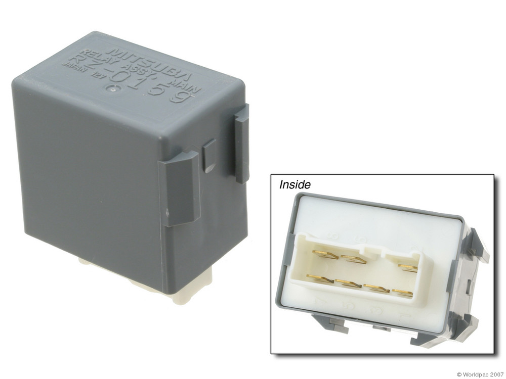 GENUINE - Fuel Injection Relay - WDC W0133-1620809