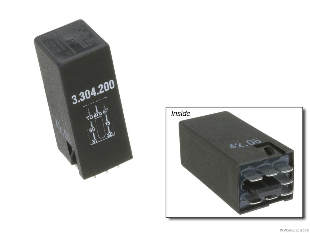 KAEHLER - Fuel Pump Relay - WDC W0133-1620845