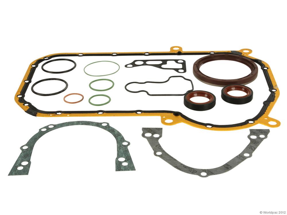 VICTOR REINZ - Engine Crankcase Cover Gasket Set - WDC W0133-1620938