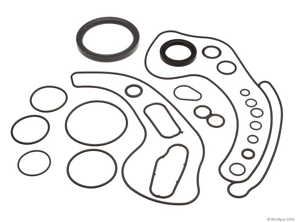 ISHINO - Engine Crankcase Cover Gasket Set - WDC W0133-1621871