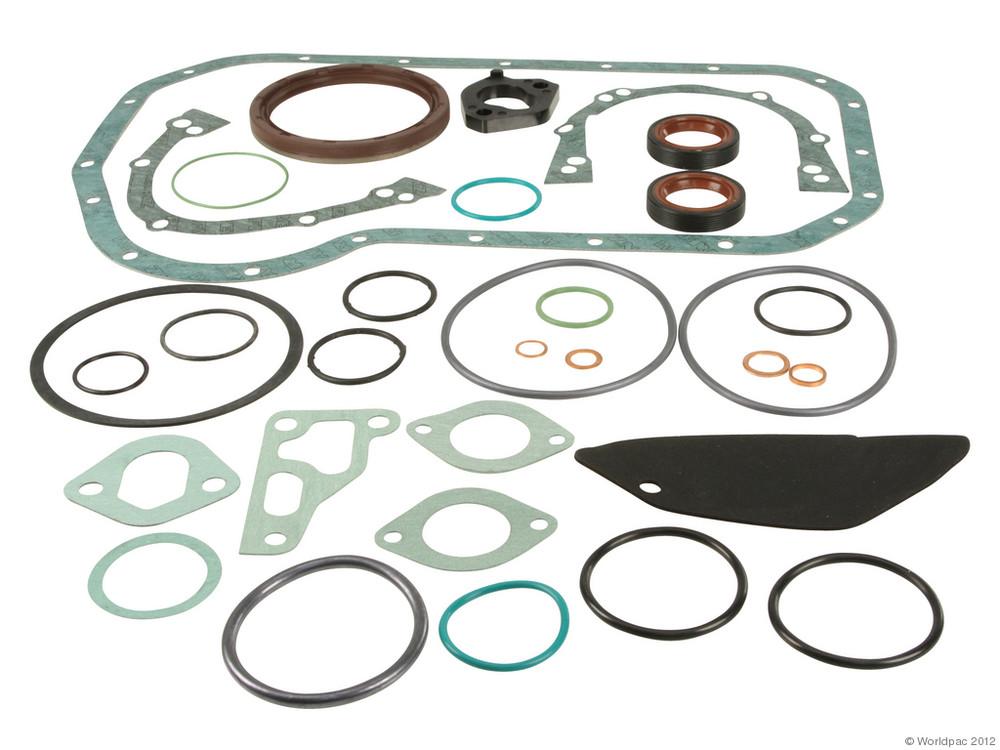VICTOR REINZ - Engine Crankcase Cover Gasket Set - WDC W0133-1622410