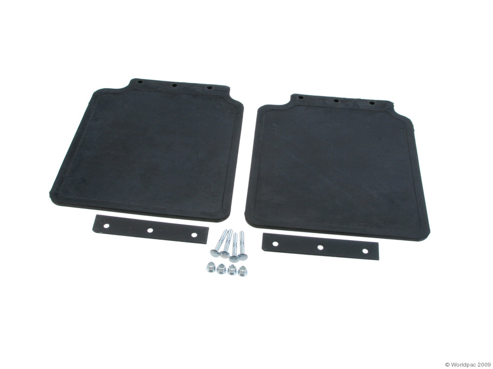 ORIGINAL EQUIPMENT - Mud Flap Kit - WDC W0133-1623173