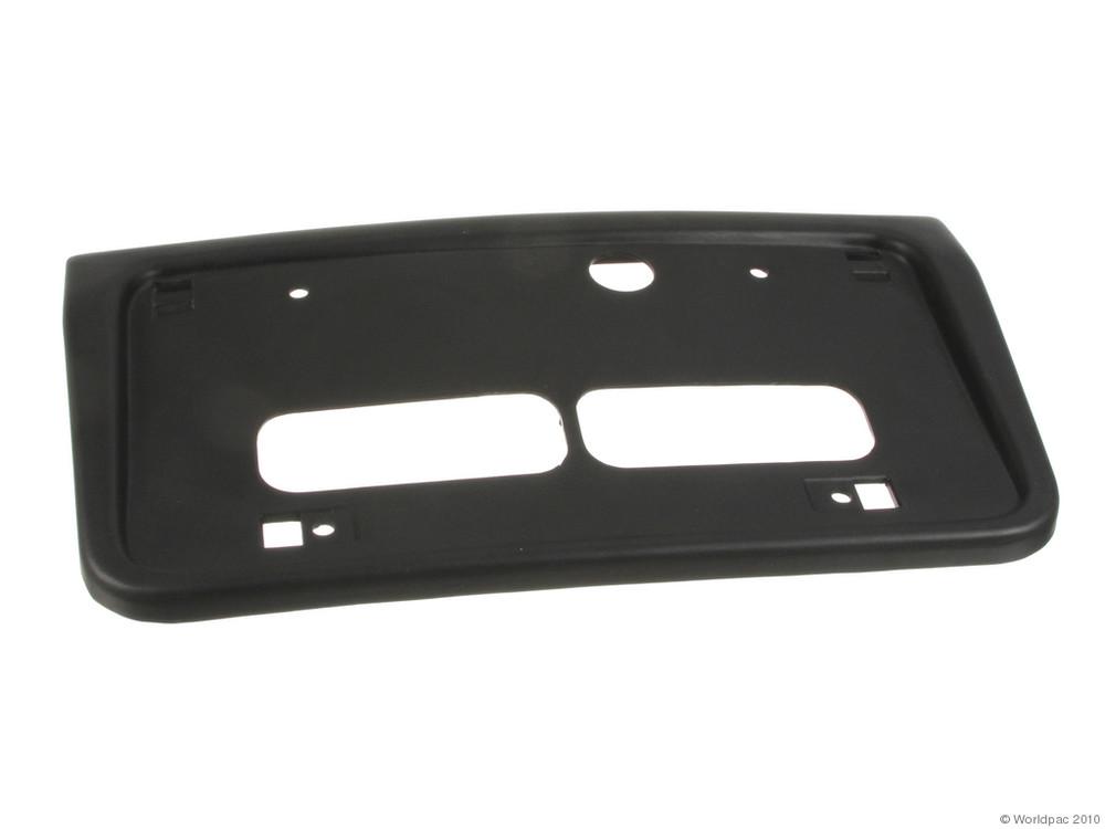 MTC - License Plate Bracket - WDC W0133-1623558