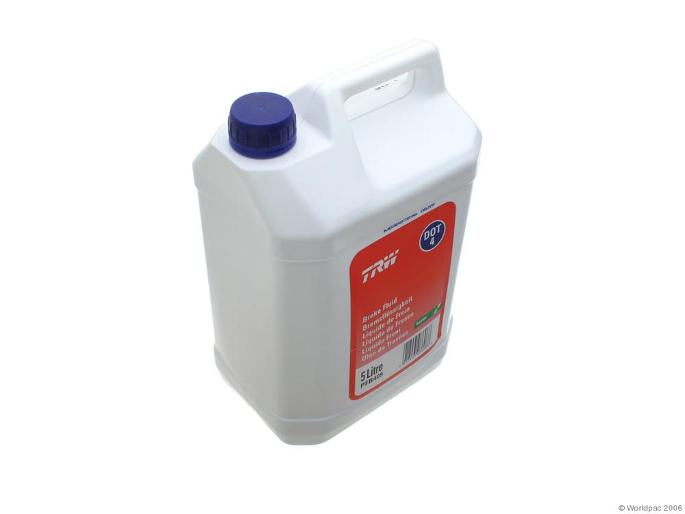 TRW - Brake Fluid - WDC W0133-1624177