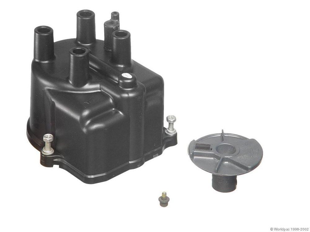GENUINE - Distributor Cap & Rotor Kit - WDC W0133-1624806