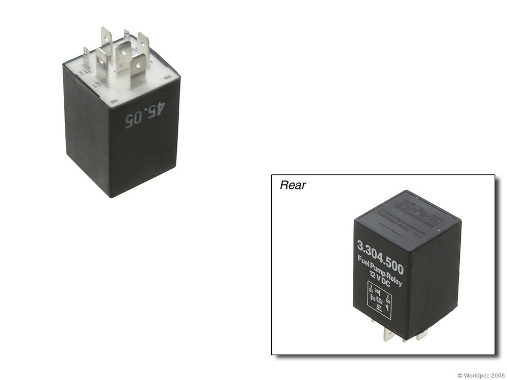 KAEHLER - Fuel Pump Relay - WDC W0133-1625671
