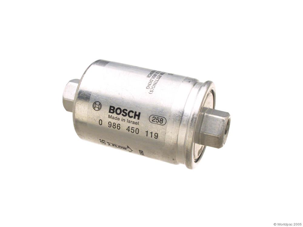 INTERFIL - Fuel Filter - WDC W0133-1681829