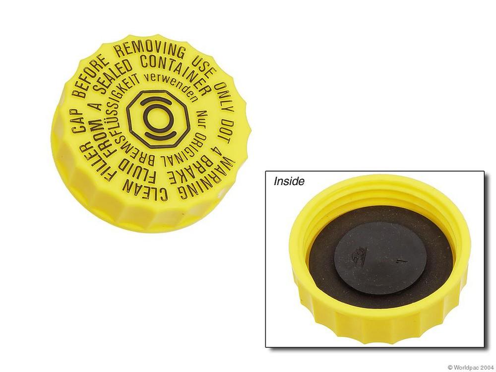 GENUINE - Brake Master Cylinder Cap - WDC W0133-1630578