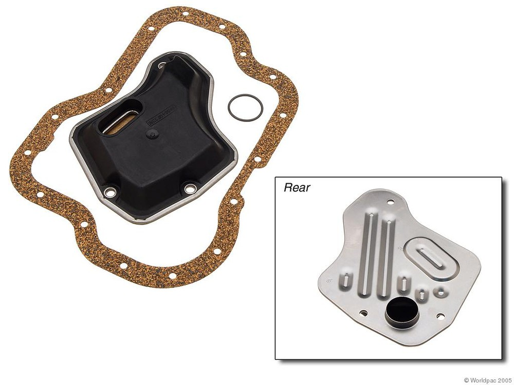ACEOMATIC - Auto Trans Filter Kit - WDC W0133-1630745