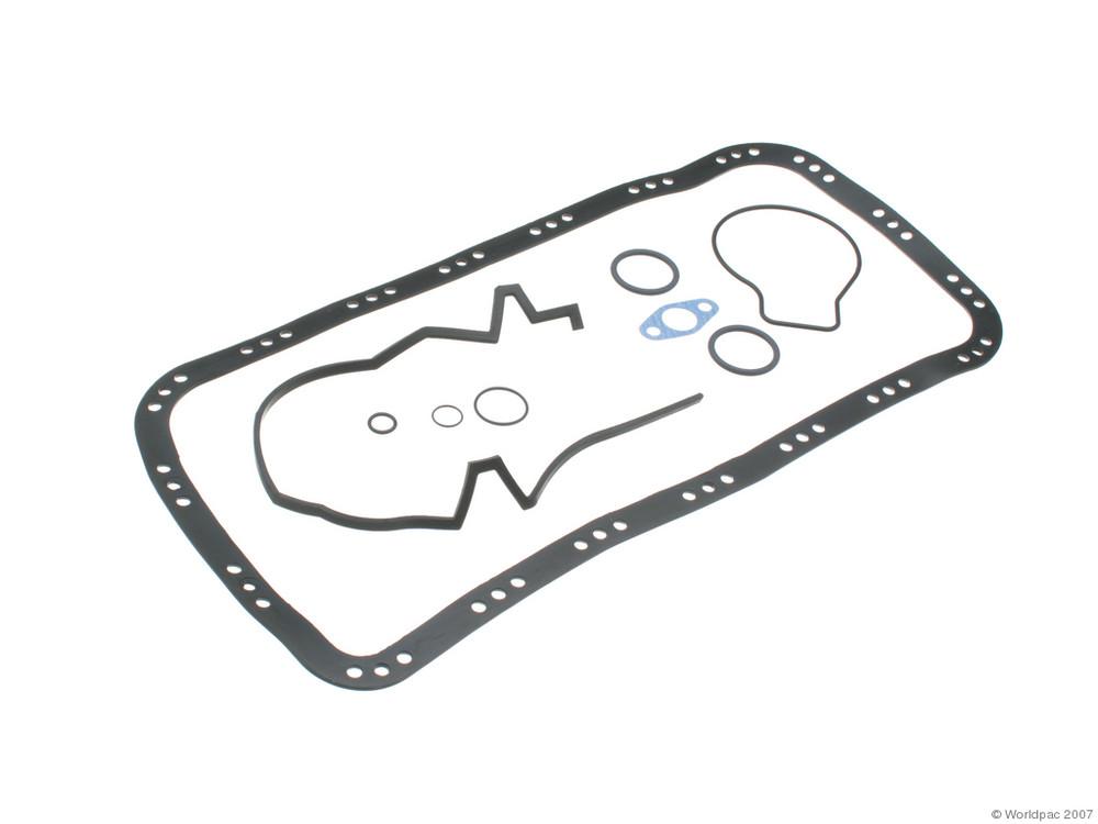 ISHINO - Engine Crankcase Cover Gasket Set - WDC W0133-1631394