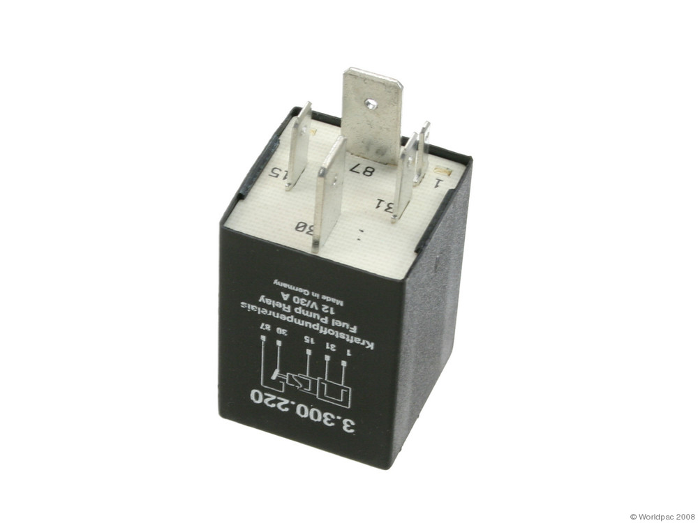 KAEHLER - Fuel Pump Relay - WDC W0133-1631417
