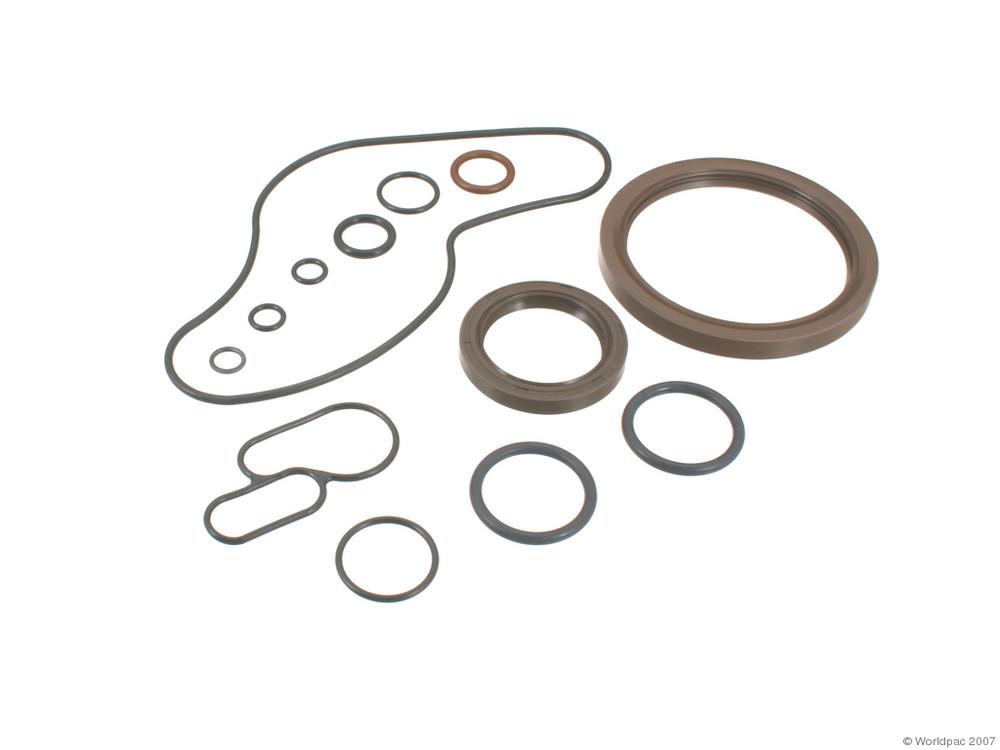 ISHINO - Engine Crankcase Cover Gasket Set - WDC W0133-1632810