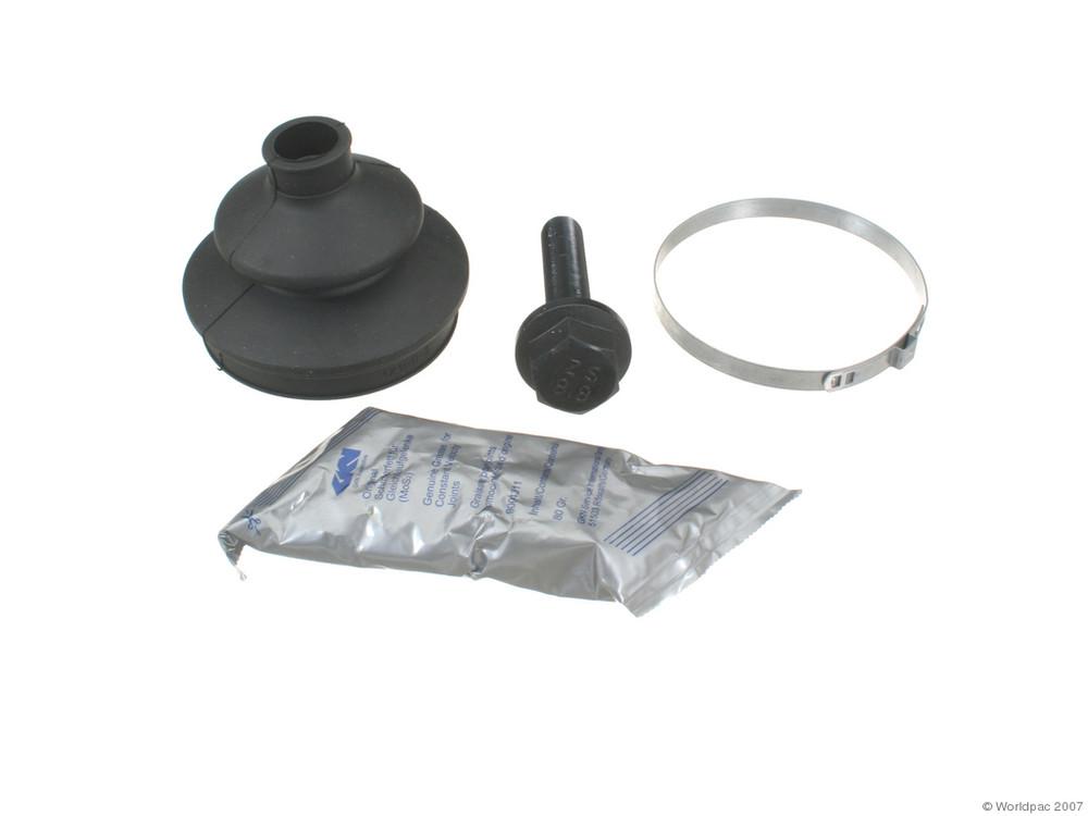 GKN DRIVETECH - CV Joint Boot Kit - WDC W0133-1634661