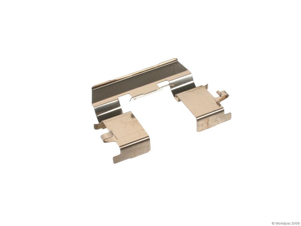 GENUINE - Disc Brake Anti-Rattle Clip - WDC W0133-1634864