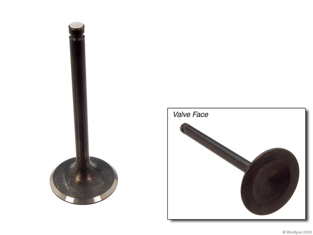 AE - Engine Exhaust Valve - WDC W0133-1637511