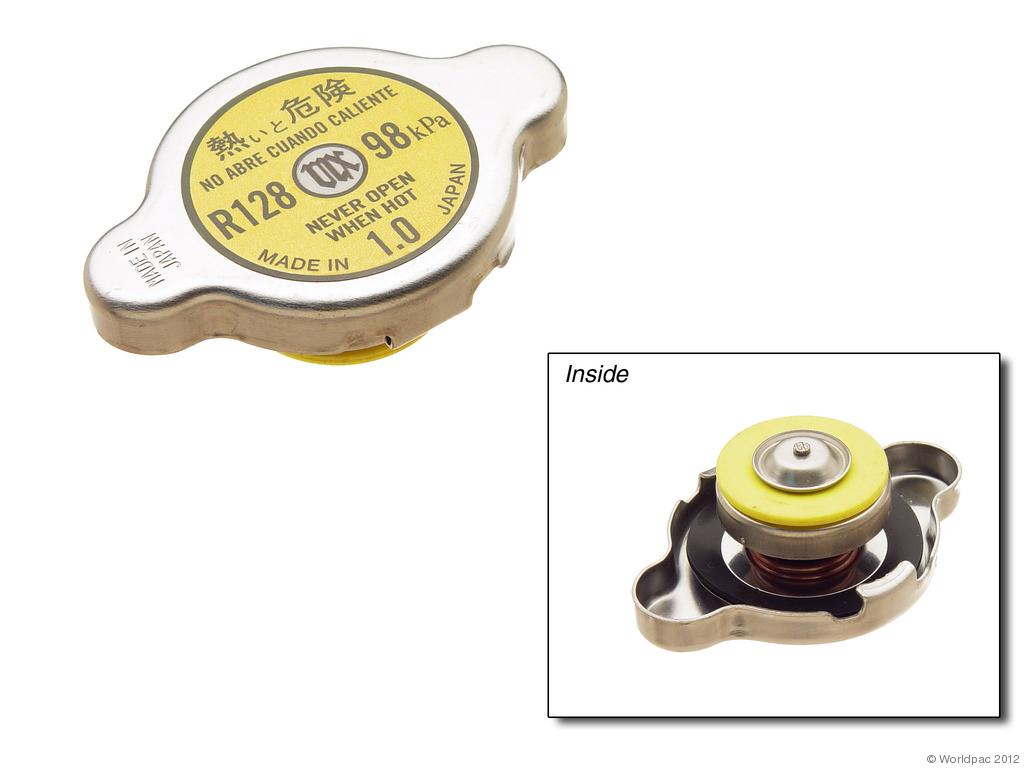 FUTABA - Radiator Cap - WDC W0133-1638686