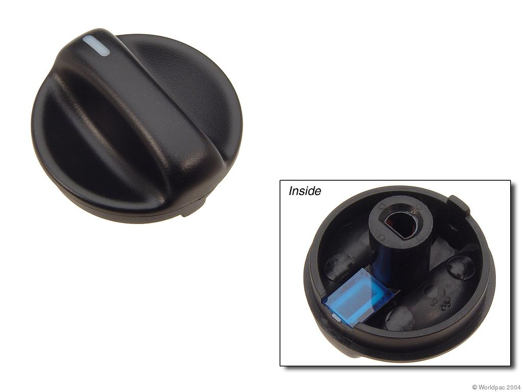 GENUINE - HVAC Heater Control Knob - WDC W0133-1638723