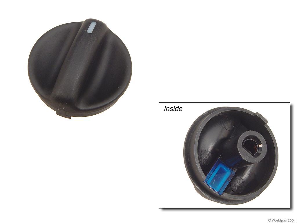 GENUINE - HVAC Heater Control Knob - WDC W0133-1638815