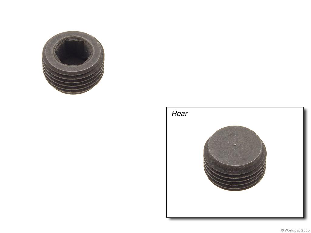 LASO - Engine Rocker Arm Shaft End Plug - WDC W0133-1643293