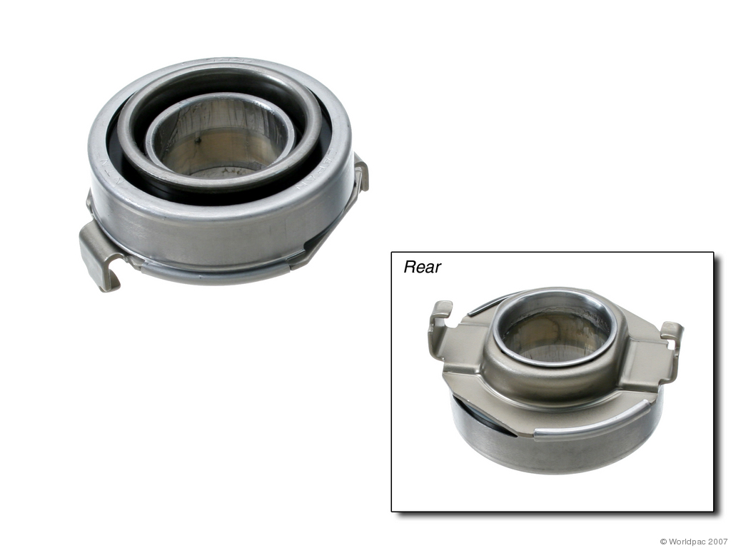 SACHS - Clutch Release Bearing & Slave Cylinder Assembly - WDC W0133-1644937