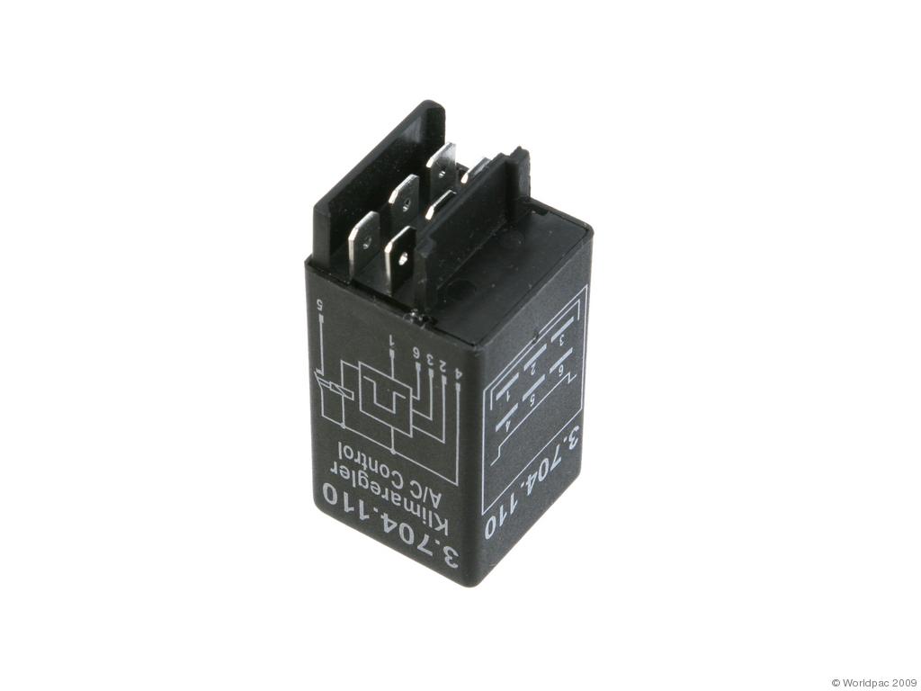KAEHLER - A\/C Compressor Control Relay - WDC W0133-1662101
