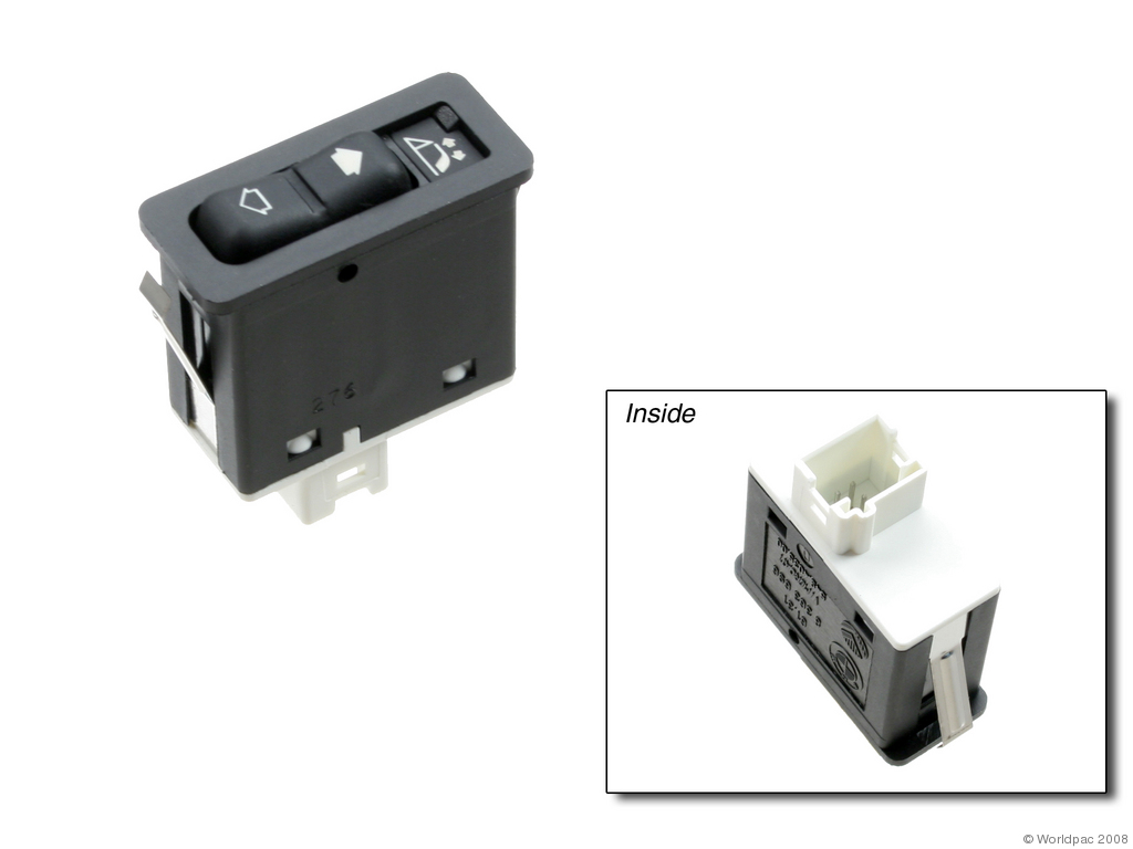 GENUINE - Convertible Top Switch - WDC W0133-1662337