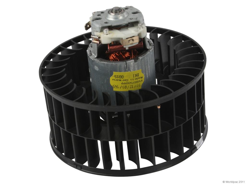 ACM - HVAC Heater Assembly - WDC W0133-1662420