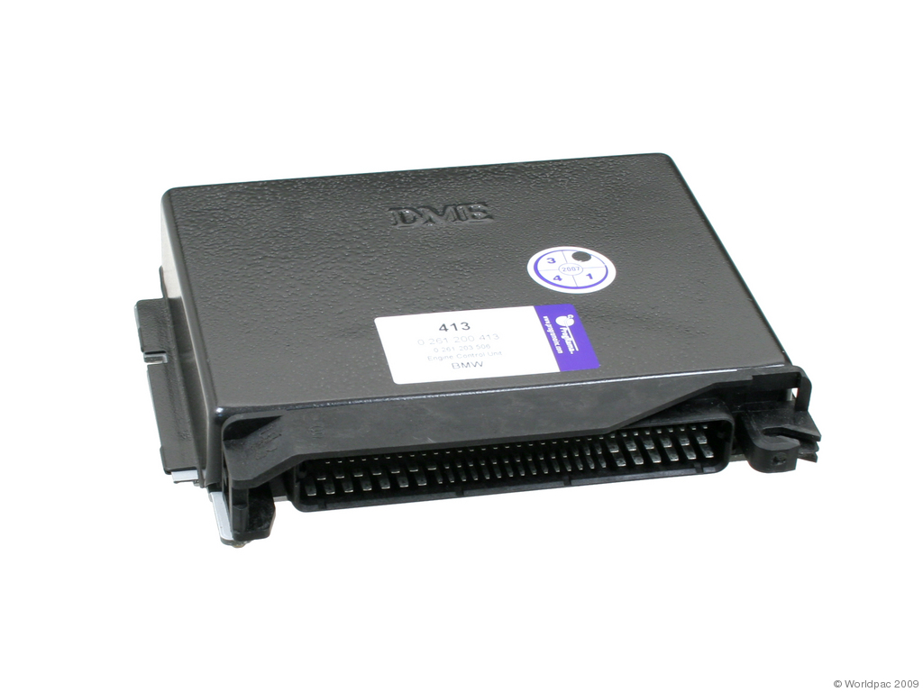 PROGRAMA - Engine Control Module - WDC W0133-1663017