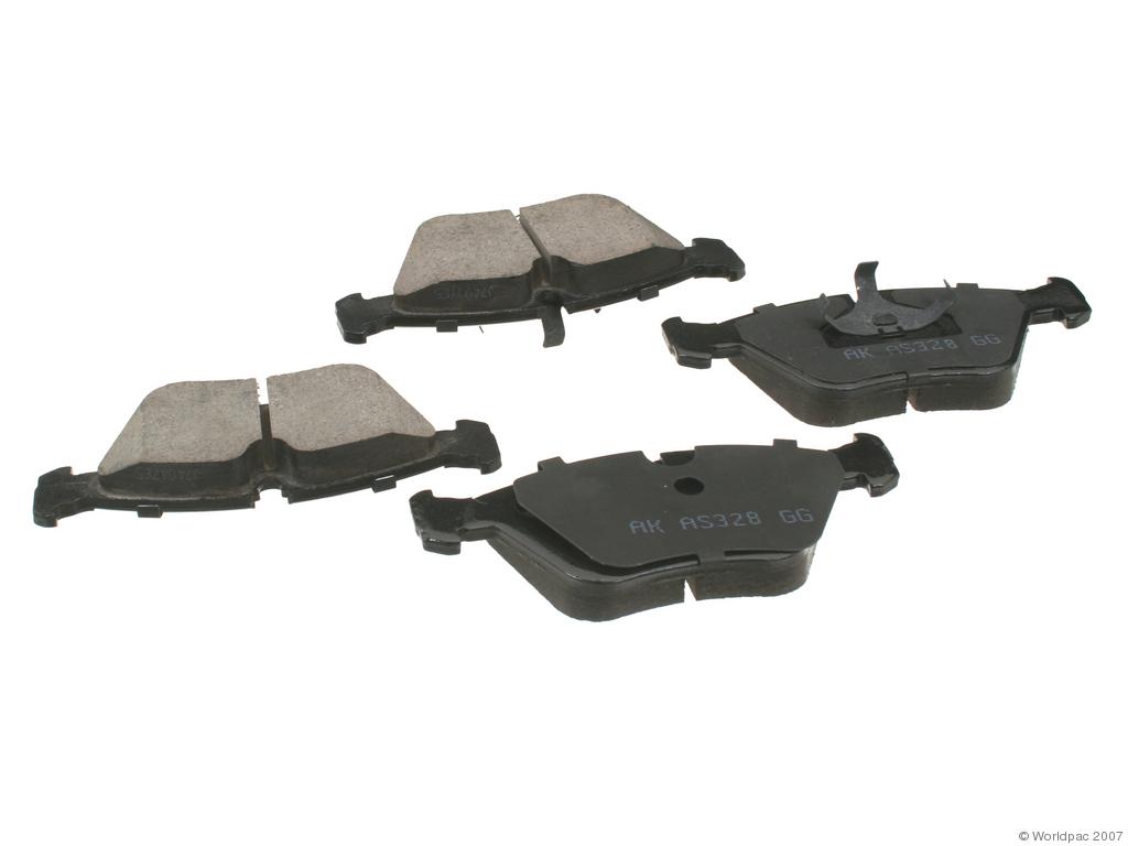 ATE PREMIUM ONE - Disc Brake Pad - WDC W0133-1600466