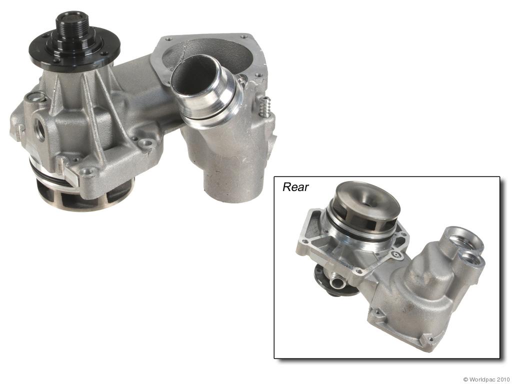 LASO - Engine Water Pump - WDC W0133-1664633
