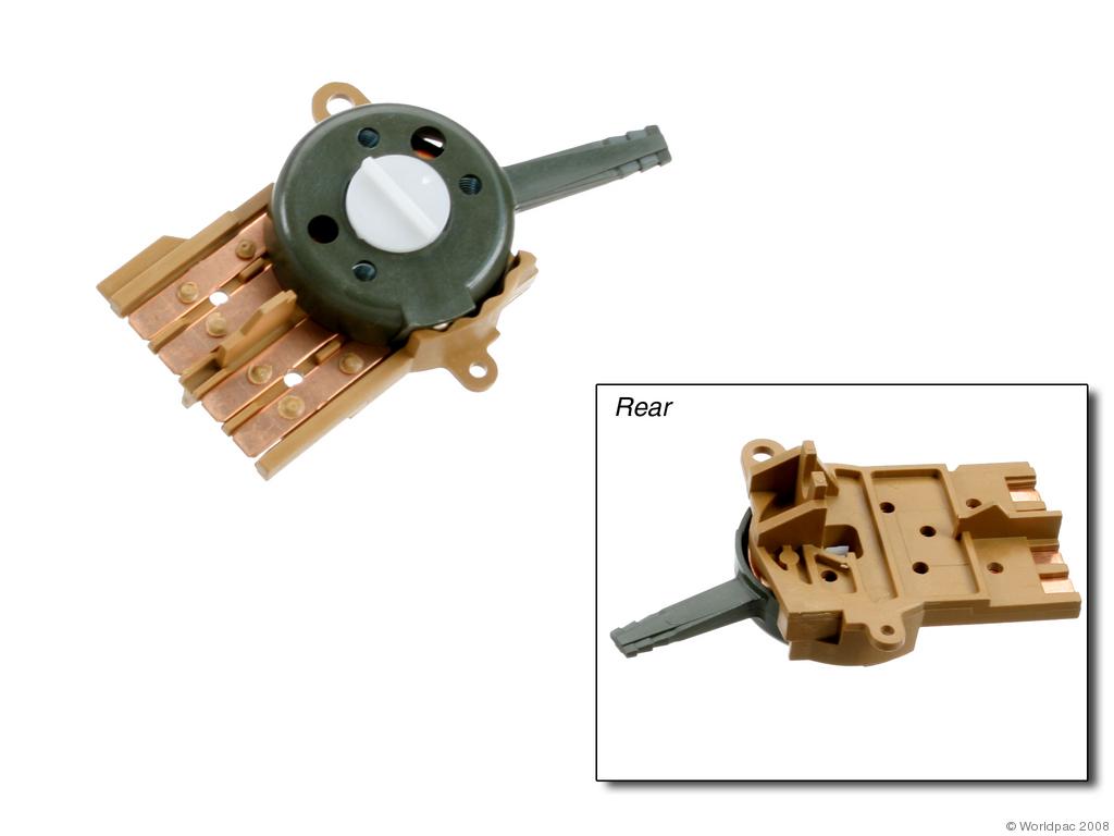 SANTECH - HVAC Blower Control Switch - WDC W0133-1683165
