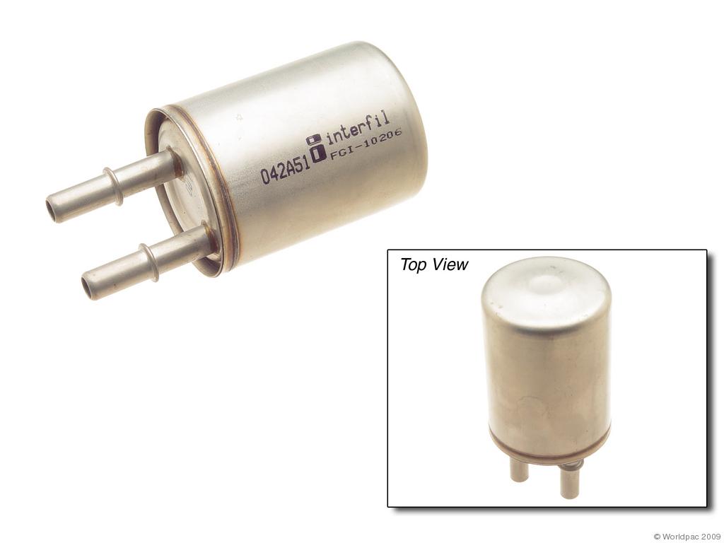 INTERFIL - Fuel Filter - WDC W0133-1695004