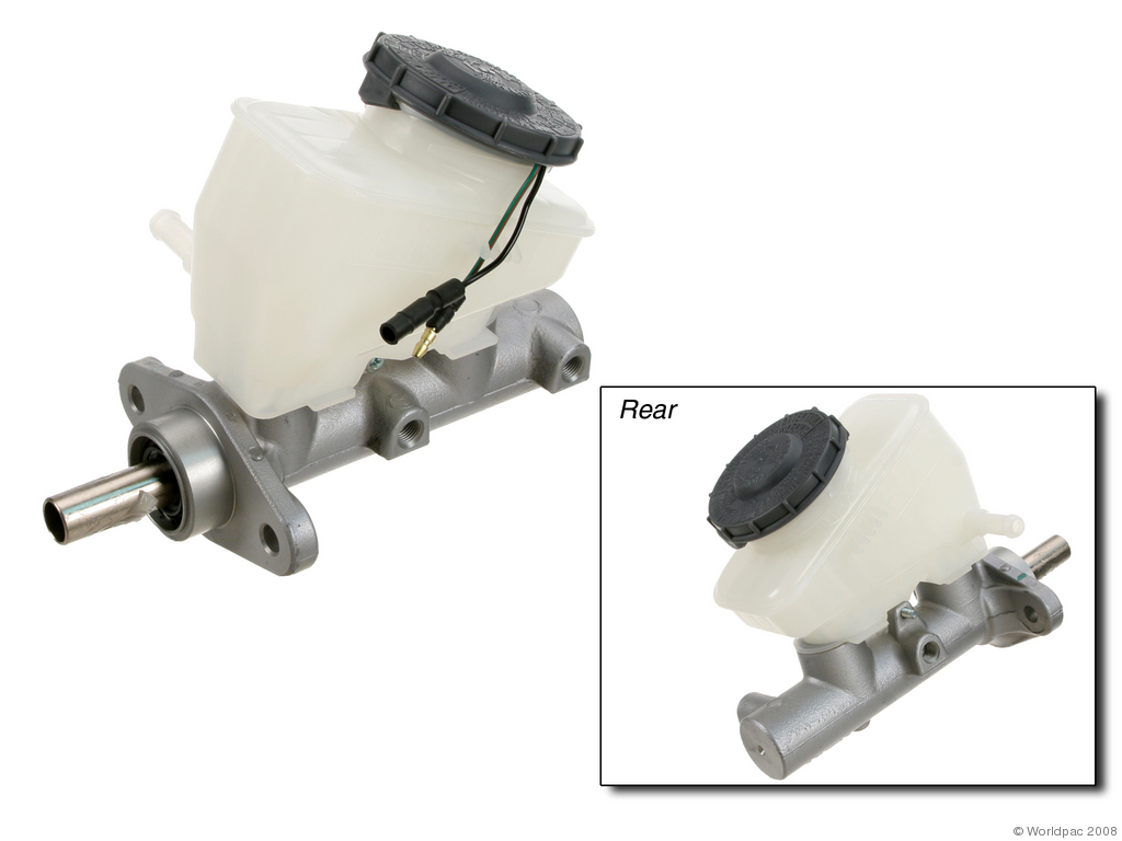 ADLER - Brake Master Cylinder - WDC W0133-1710260