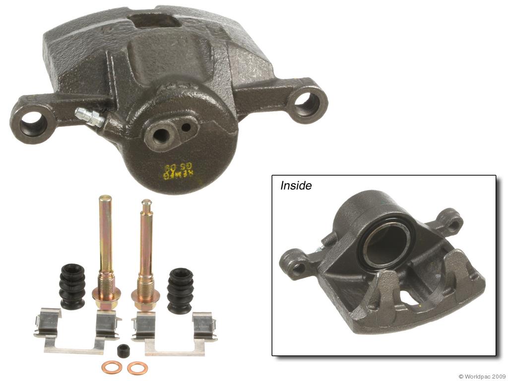 CARDONE - Disc Brake Caliper - WDC W0133-1710552