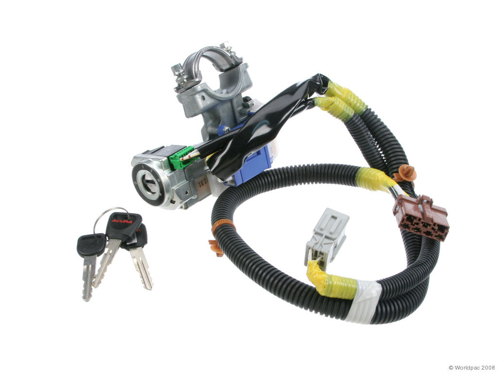 GENUINE - Ignition Lock Assembly - WDC W0133-1710665