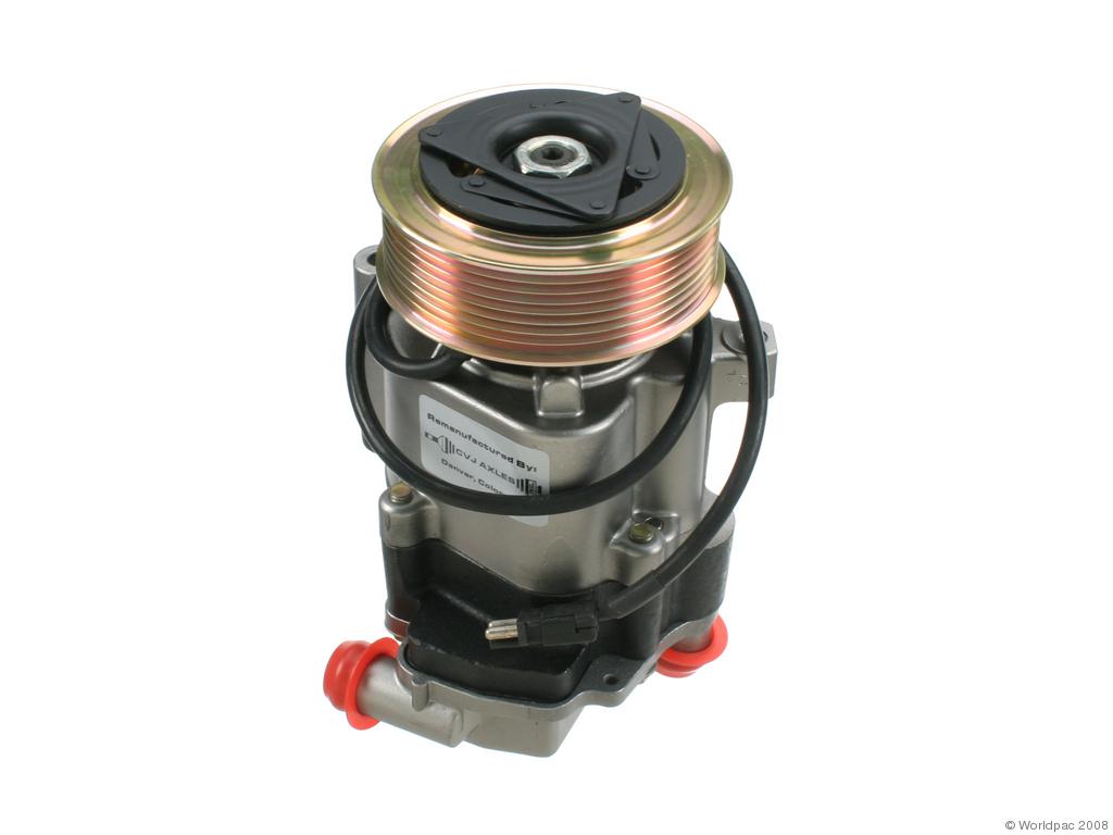 CVJ - Air Pump - WDC W0133-1716056