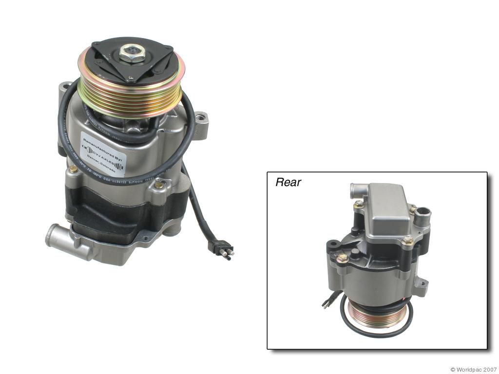 CVJ - Air Pump - WDC W0133-1716106