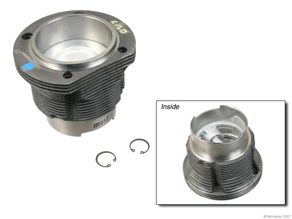 BRAZIL - Engine Piston Kit - WDC W0133-1733152