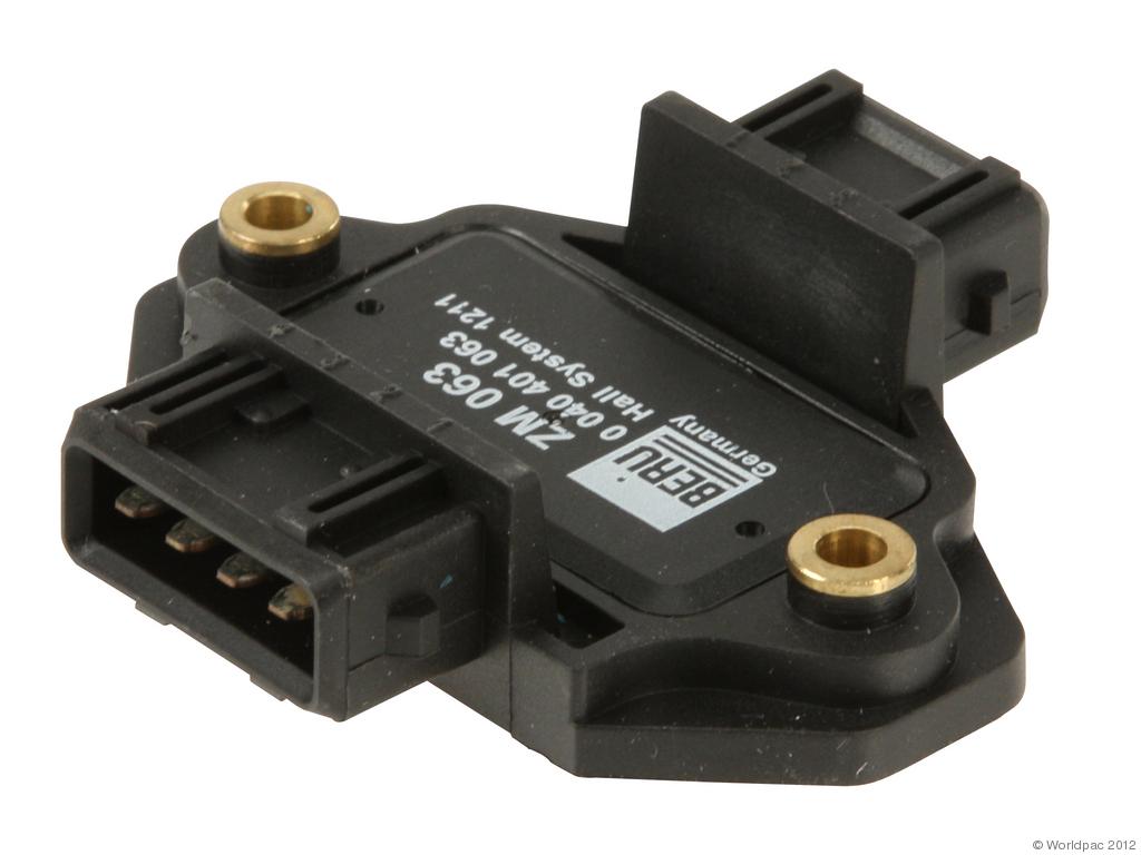 BERU - Ignition Control Module - WDC W0133-1734422