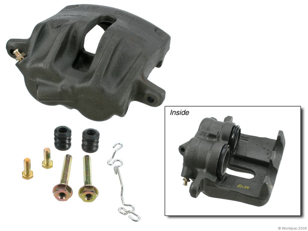 CARDONE - Disc Brake Caliper - WDC W0133-1734444