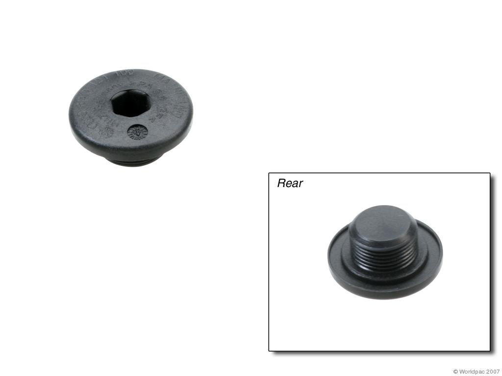 GENUINE - Radiator Drain Plug - WDC W0133-1735073