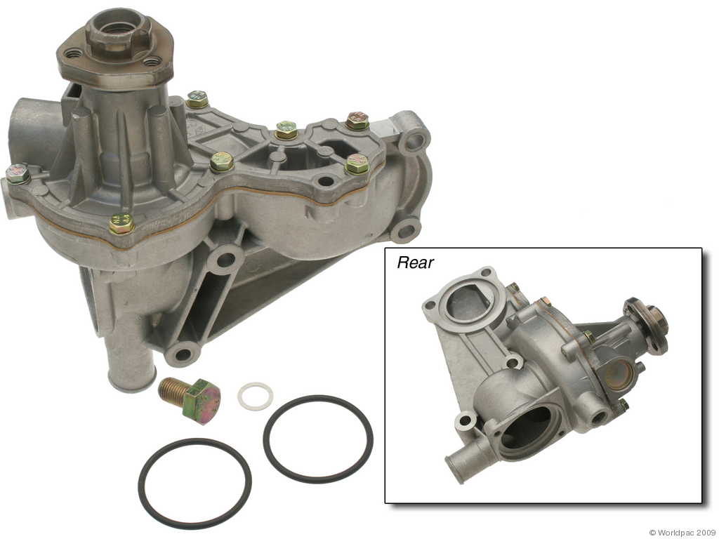 GEBA - Engine Water Pump - WDC W0133-1735229