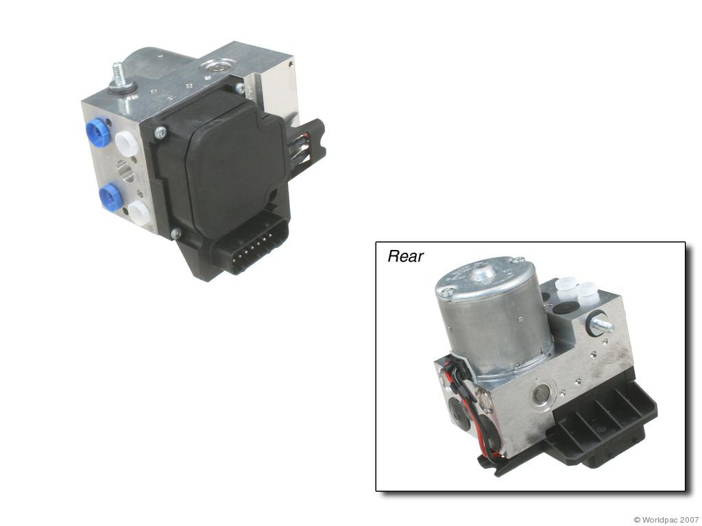 BOSCH - ABS Control Module - WDC W0133-1735596