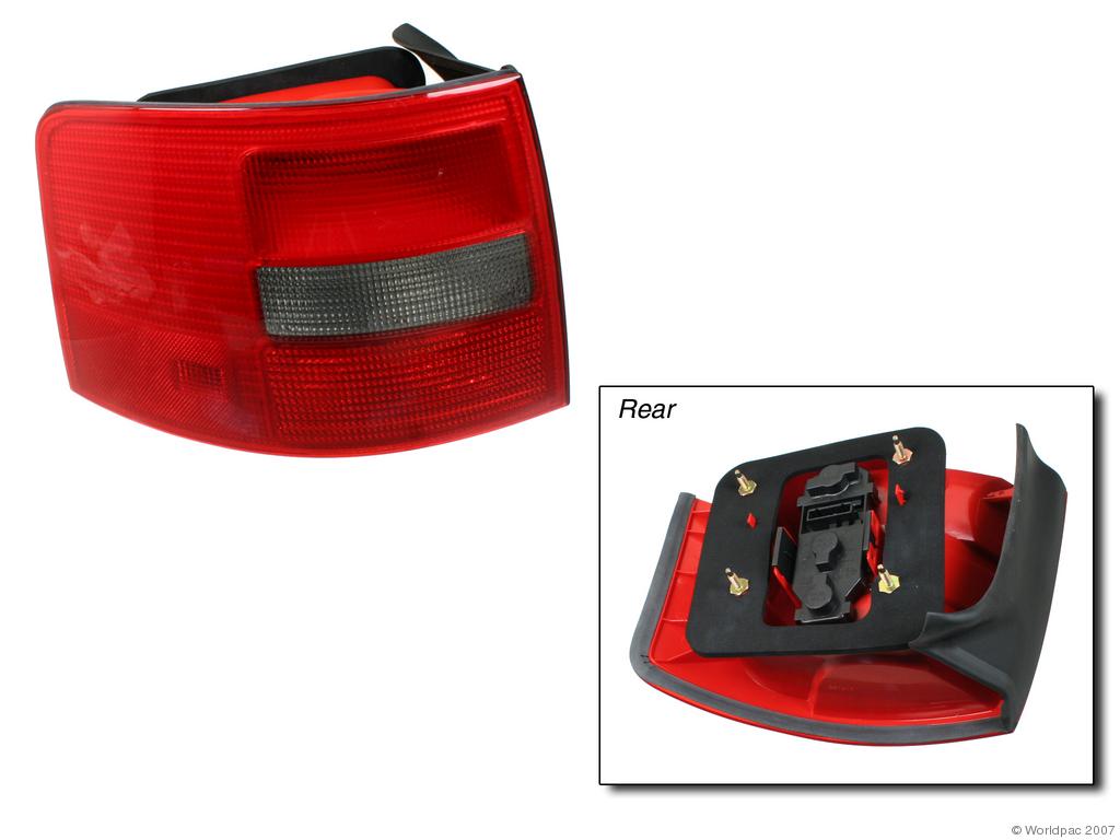 GENUINE - Tail Light Lens - WDC W0133-1735673