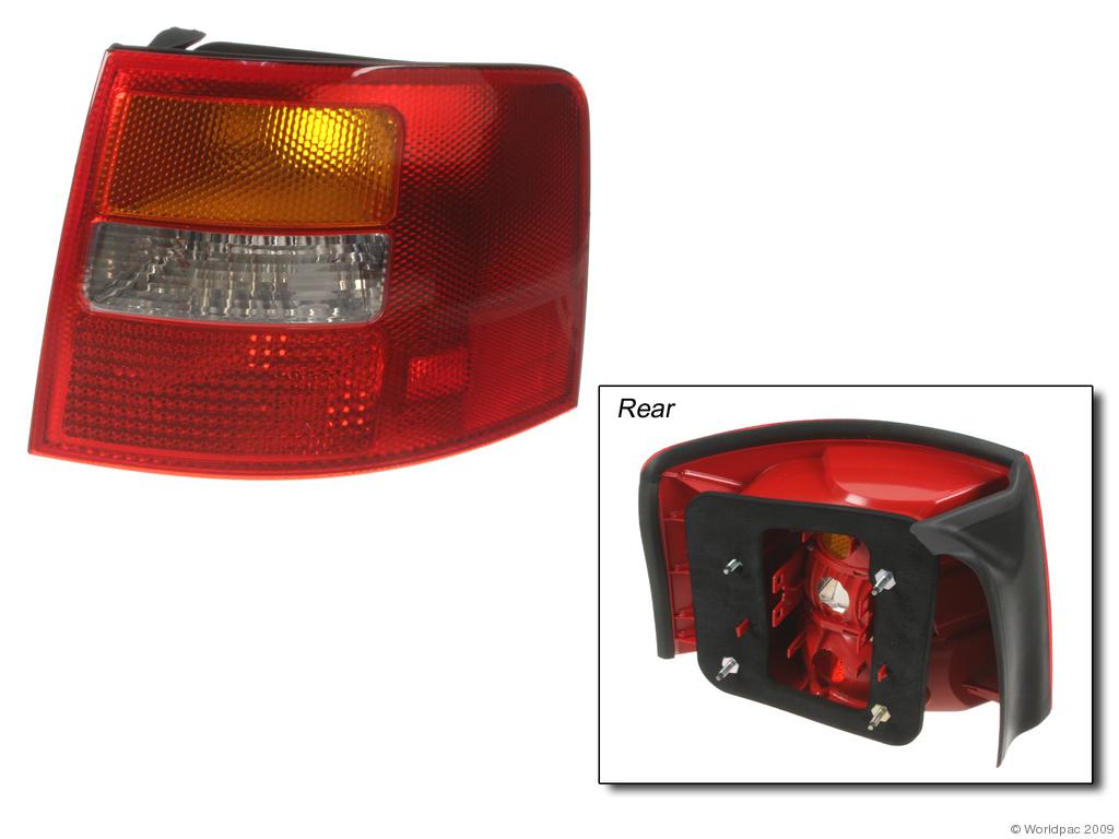 MAGNETI MARELLI - Tail Light Lens - WDC W0133-1736861
