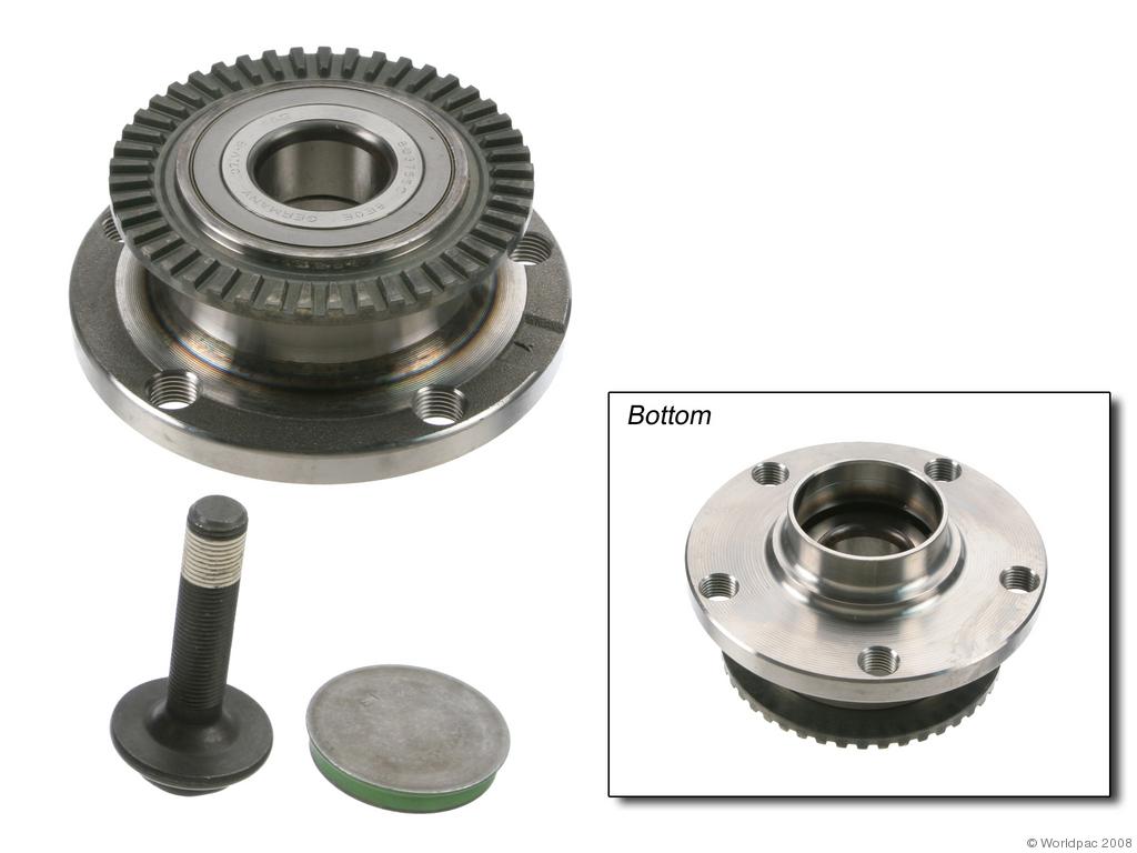 FAG - Wheel Bearing Kit - WDC W0133-1737386