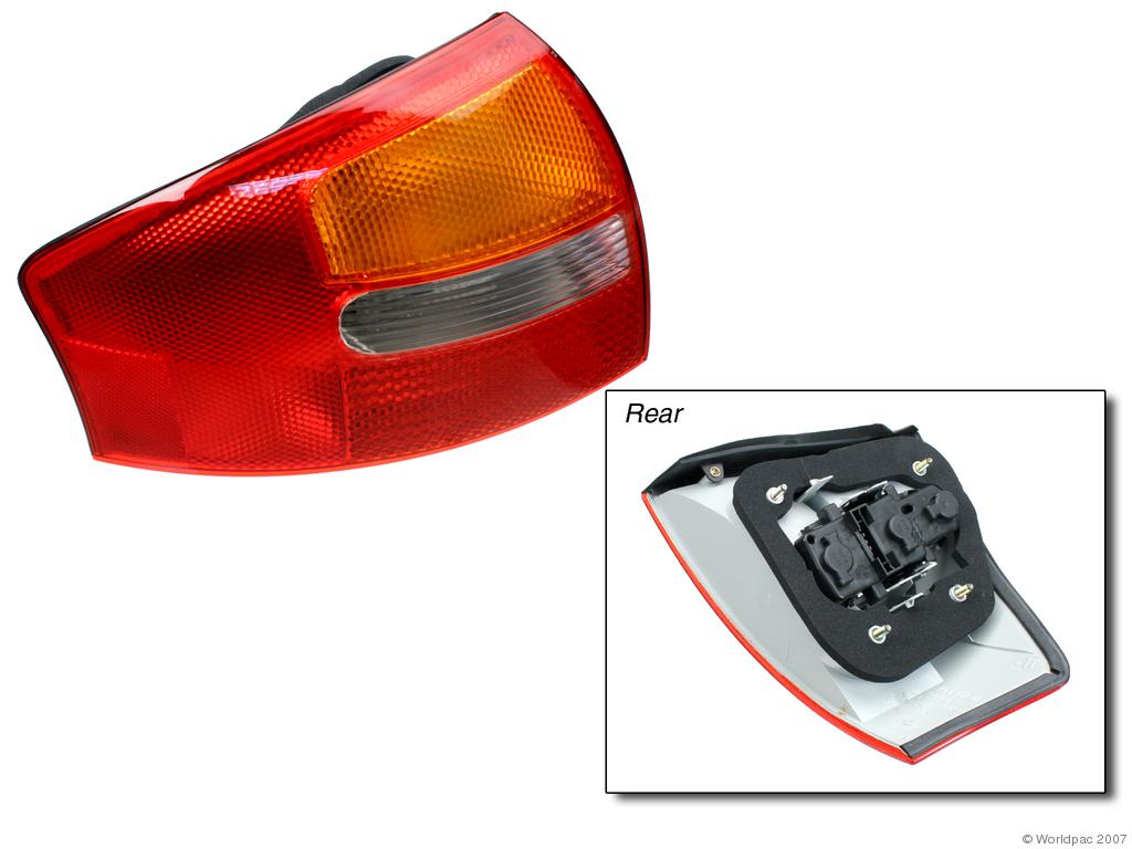 HELLA - Tail Light Lens - WDC W0133-1737441